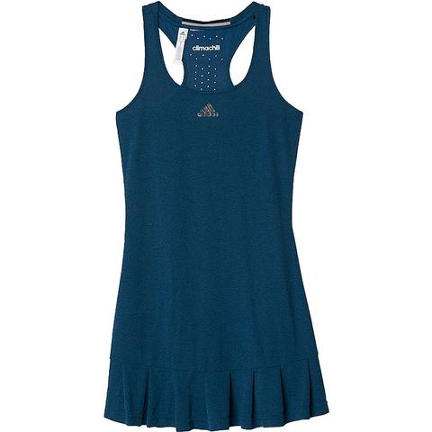 Adidas Climachill Vestito Blu Donna