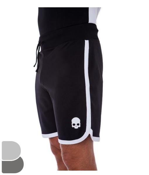 Hydrogen Tech Shorts Nero Bianco Uomo