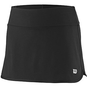 Wilson G team 11 Skirt Nero Bambina