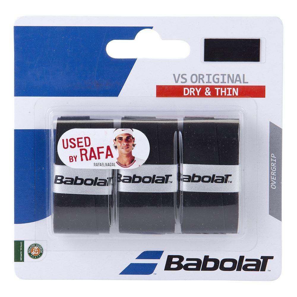 Babolat VS Grip Original Nero Pacaging (3x) 1
