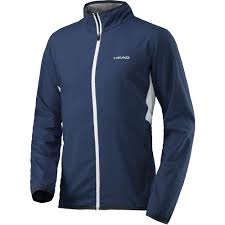 Head Club Jacket Navy Uomo 1