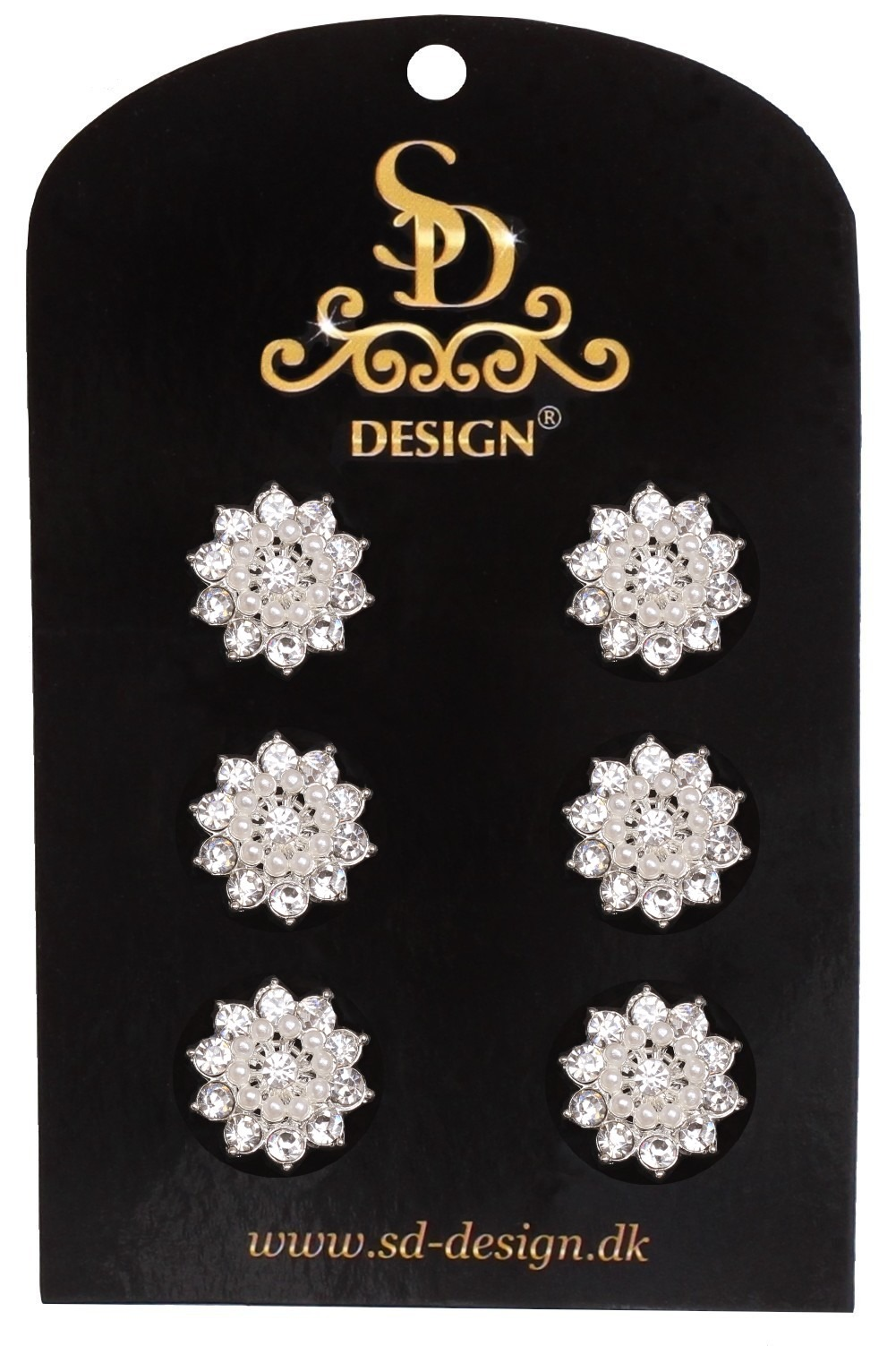 Design Crystal and Pearl Twister 1