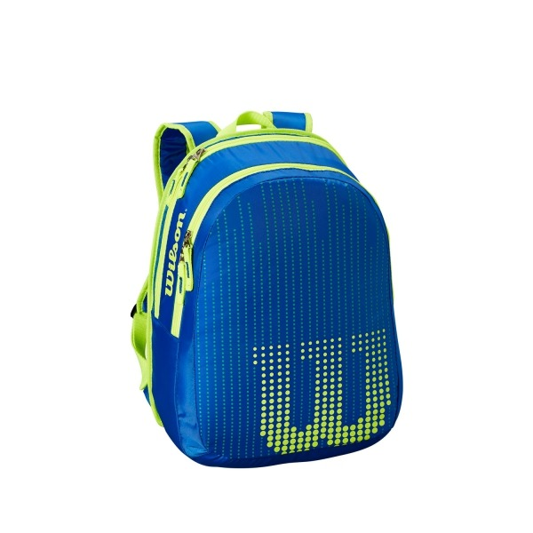 Wilson Junior Backpack Blue Yellow 1