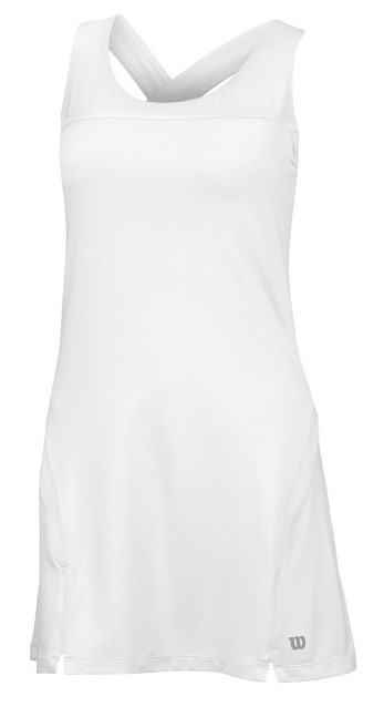 WilsonTeam Dress Bianco Bambina