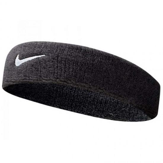 Nike Headband Spugna Nero 1