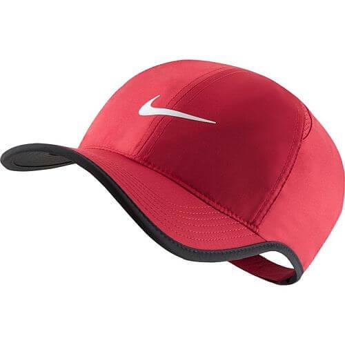 Nike Fall Winter Featherlight Cappellino Rosso