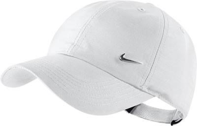 Nike Cappellino Junior Bianco 1