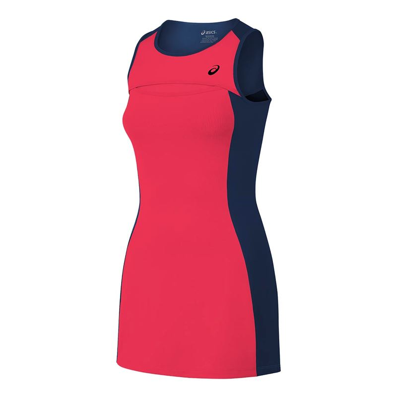 Asics Club Dress Diva Pink Donna