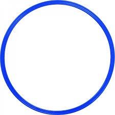 Pro's Pro Cerchio 50 cm Blu 1