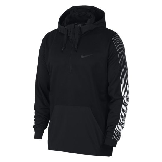 Nike Dry-Fit Jacket Nero Uomo 1