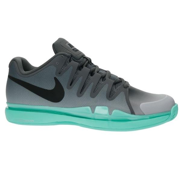 Nike Zoom Vapor 9.5 Tour Clay Grigio-Acqua Uomo