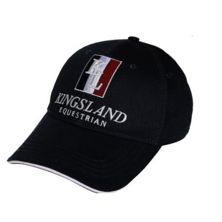 Kingsland Cap Blu Unisex 1
