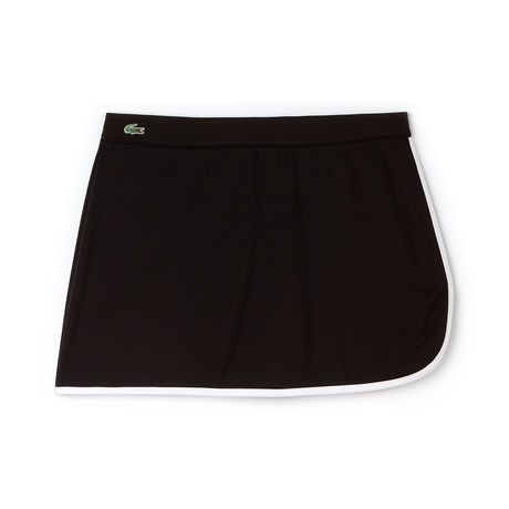 Lacoste Technical Skirt Nero Donna 1