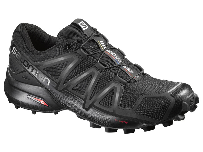 Salomon Speedcross 4 Nero Donna