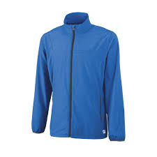 Wilson Team Woven Jacket Blu Uomo