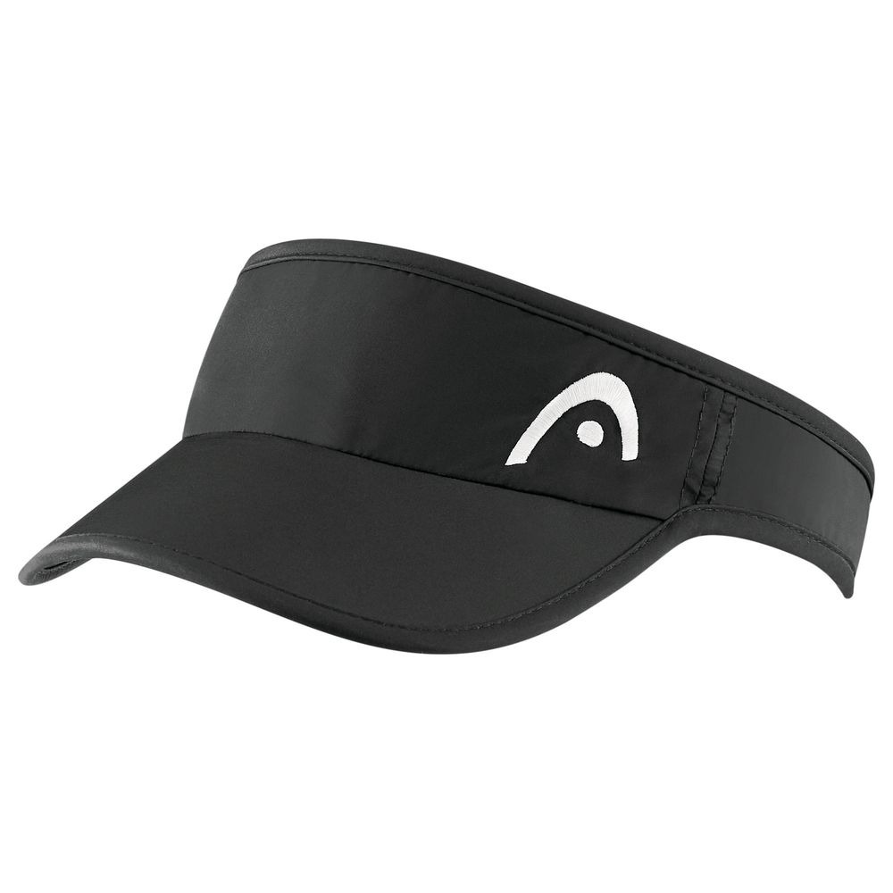 Head Pro Player Visor Cap Nero Donna