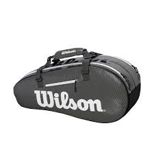 Wilson Super Tour 2 Comp Small Black Grey