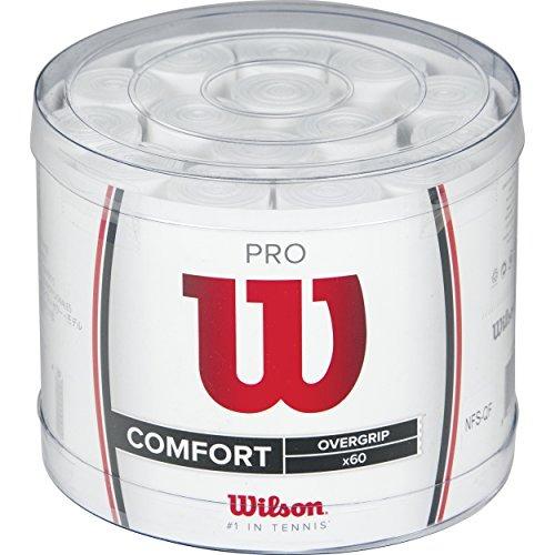 Wilson Pro Overgrip Bianco (60x) 1