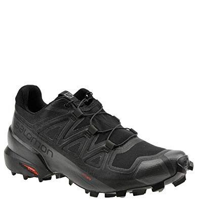 Salomon Speedcross 5 GTX Nero Phantom Uomo 1