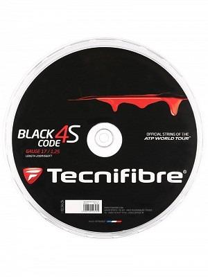 Tecnifibre Black Code 4S 1.25 200 m