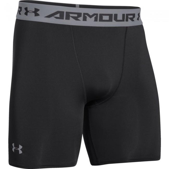 Under Armour Short Heatgear Comp Nero Uomo 1