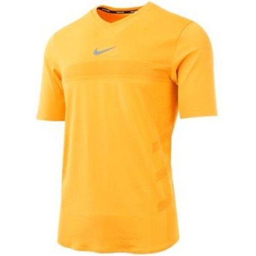 Nike Summer Rafa Crew Arancino Uomo