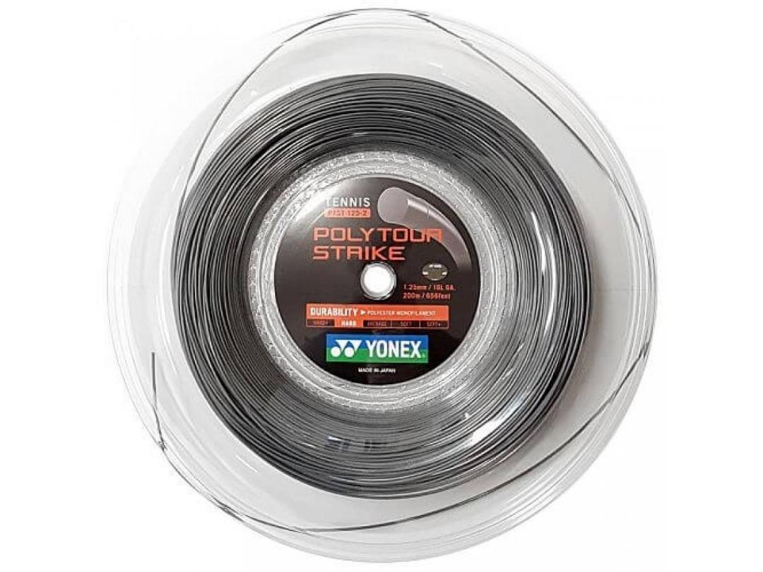 Yonex PolyTour Strike Iron-Grigio 1.25mm 200m