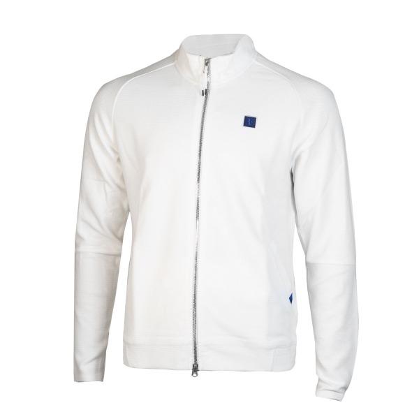 Nike Hoody RF Bianco Uomo 1