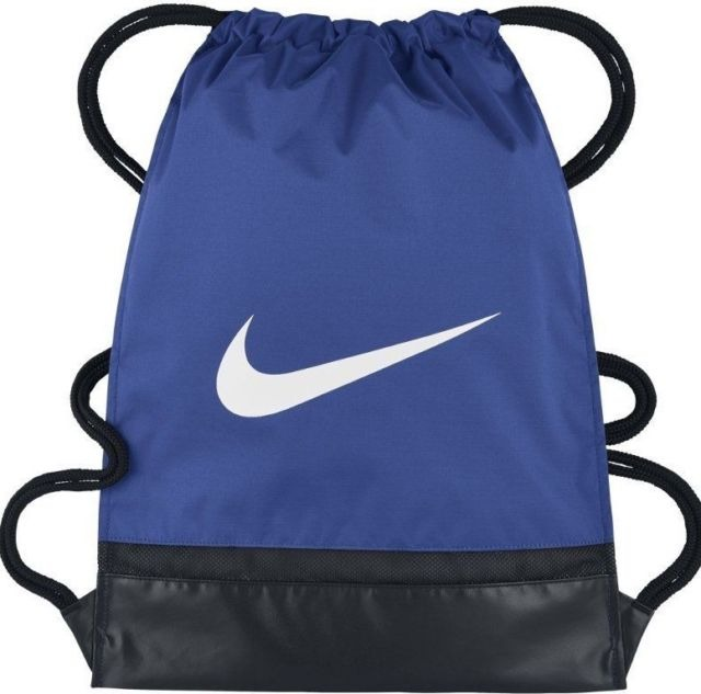 Nike Gym Brasilia Sack Bag Royal