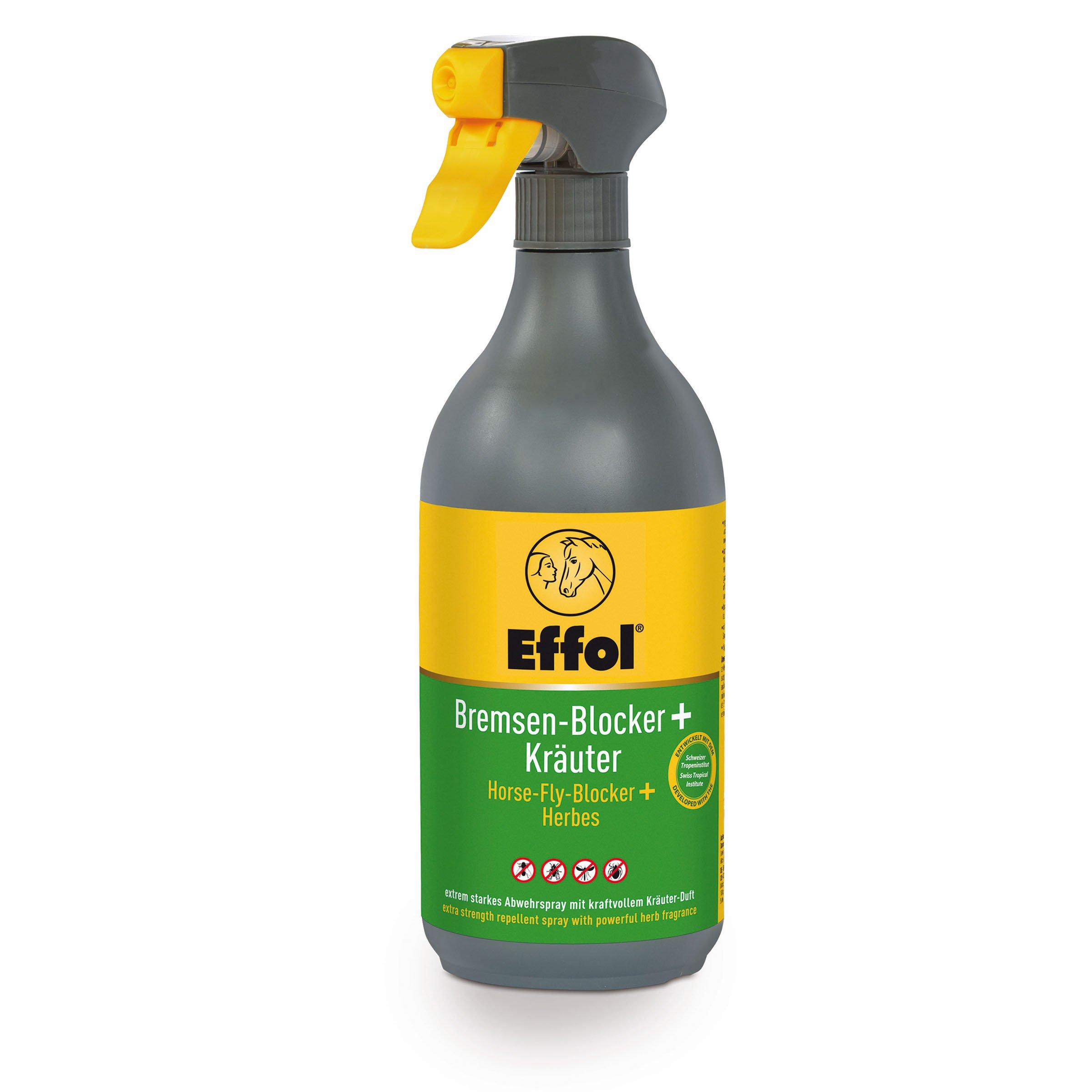 Effol Bremsen Blocker + Kräuter 750 ml