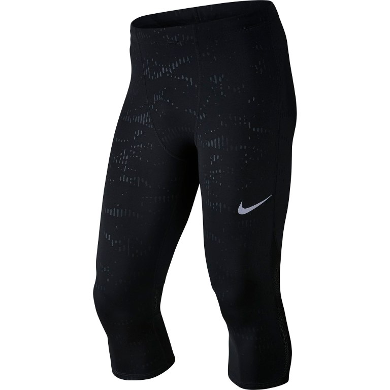Nike Power 3/4 Tight Nero Uomo