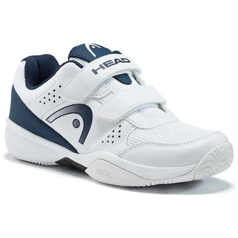Head Sprint Velcro 2.5 Bianco Junior