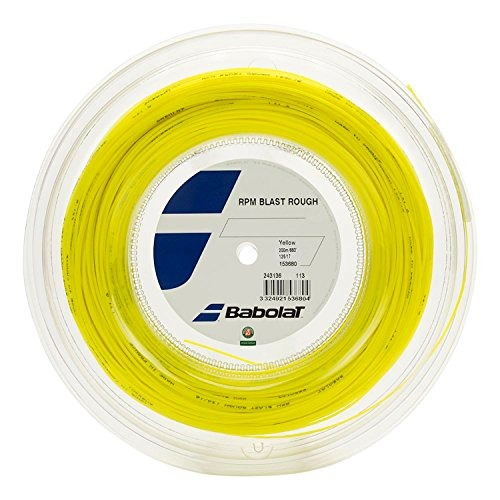 Babolat RPM Blast Rough Yellow 1.25 mm 200 m