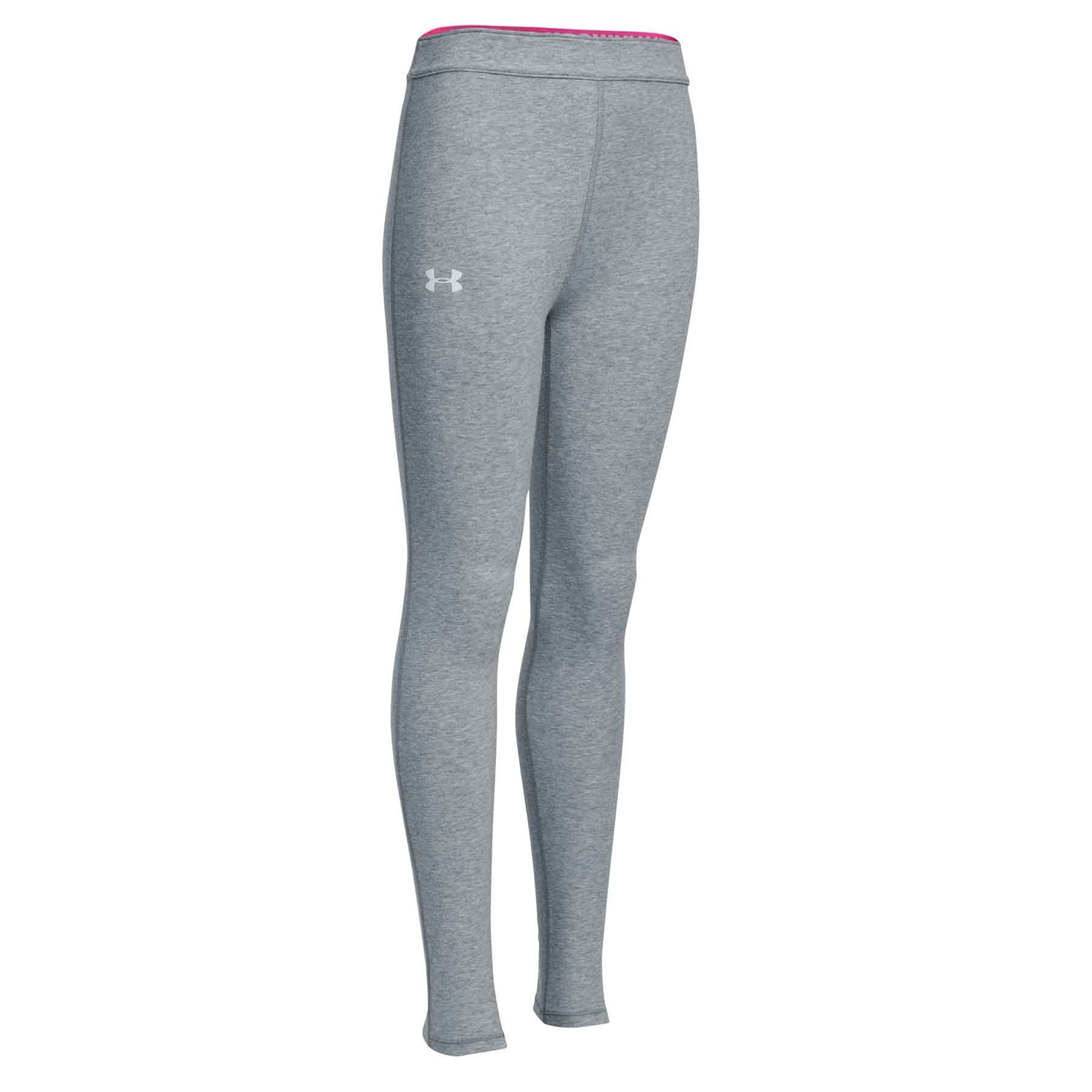 Under Armour Favorite Legging Grigio Bambina