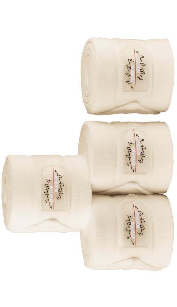 Eskadron Bandage Fleece Weiss