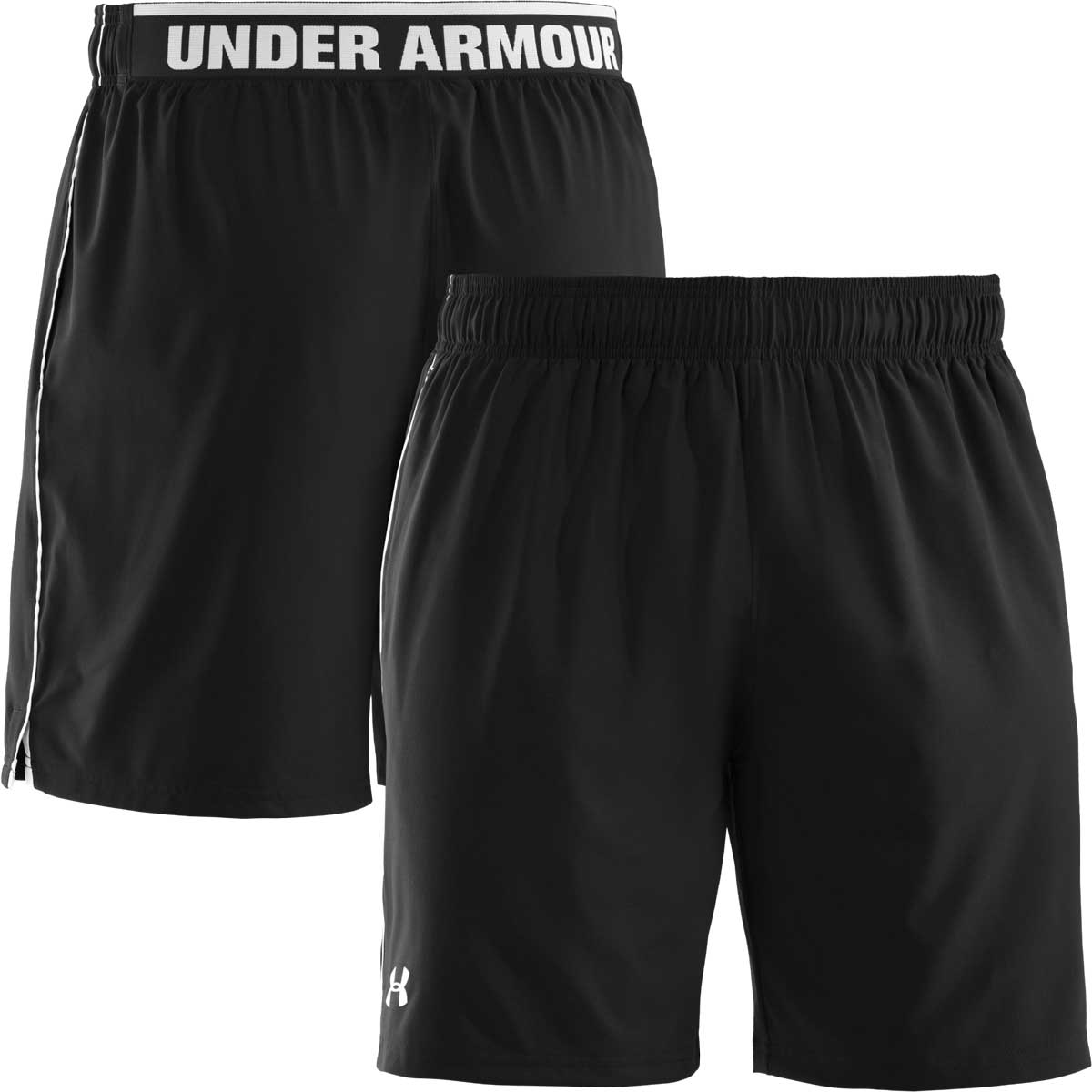 Under Armour Short Heatgear Nero Uomo