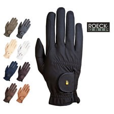 Roeckl Guanti Roeck-Grip Marrone Scuro