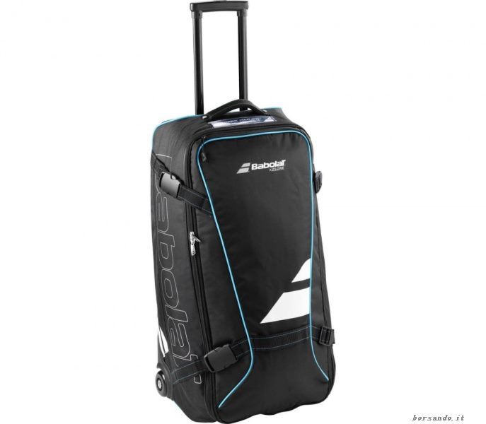 Babolat Messenger Bag Nero-Blu