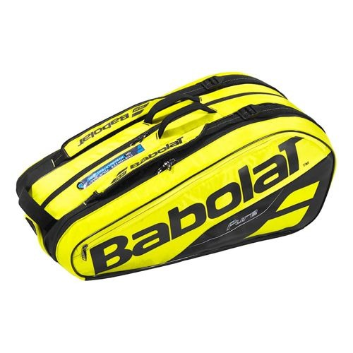 Babolat Pure Aero Bag 9x Yellow Black 2019