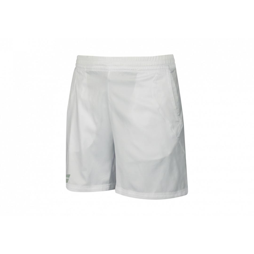 Babolat New Core Short 8 Bianco Uomo