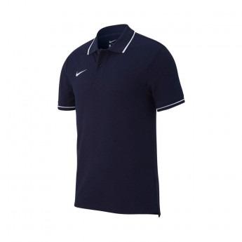 Nike Polo Navy Uomo