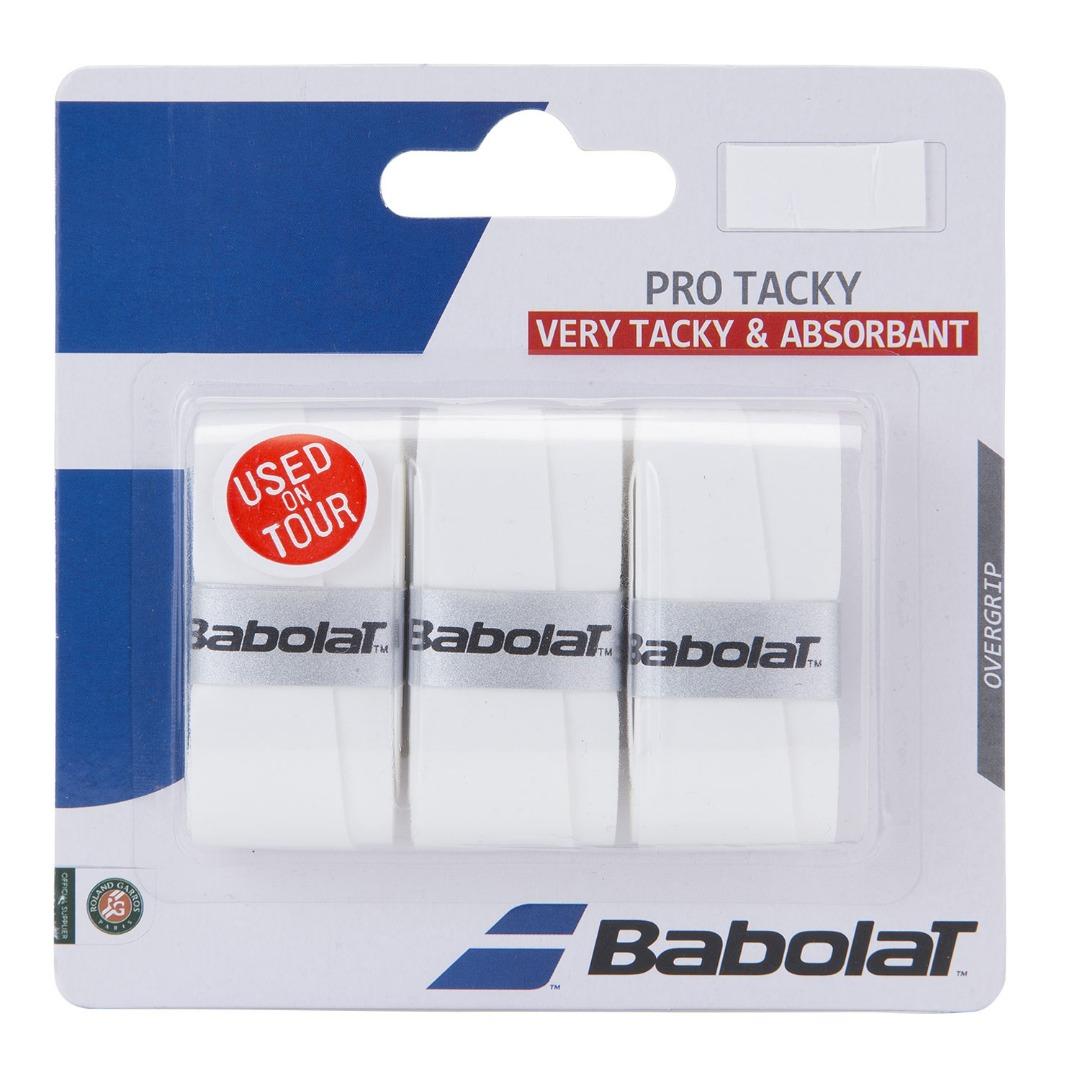 Babolat Pro Tacky Bianco (3x)