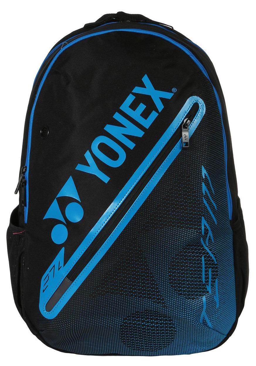 Yonex Backpack Blu Nero