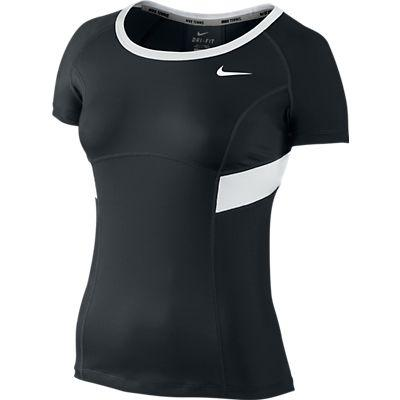 Nike Basic Power Top Nero Donna