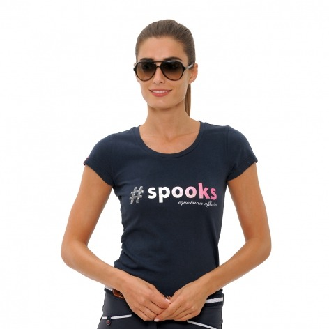 Spooks Maren Shirt navy Donna 1