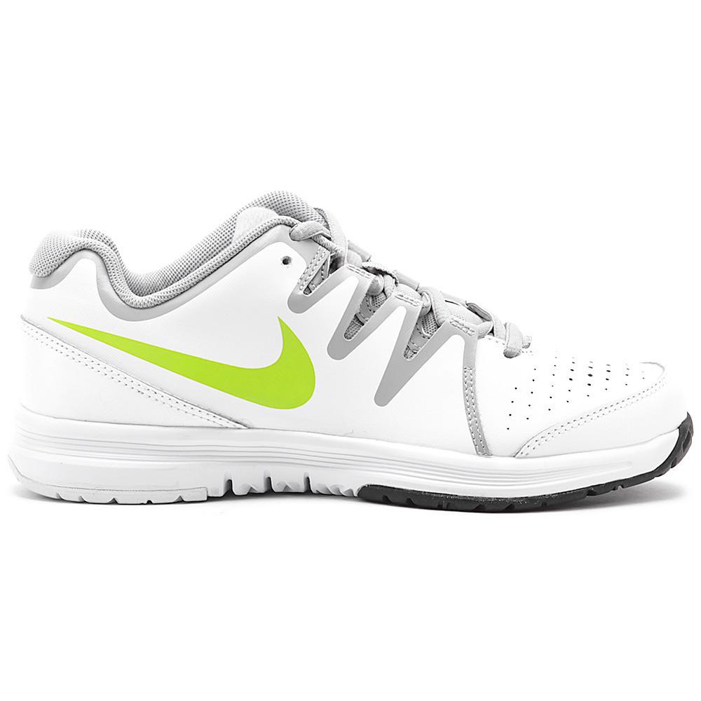Nike Vapor Court Grigio-Gialla Junior