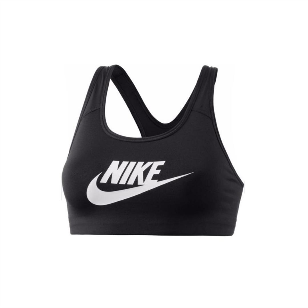 Nike Classic Swoosh Futura Top Nero Donna 1