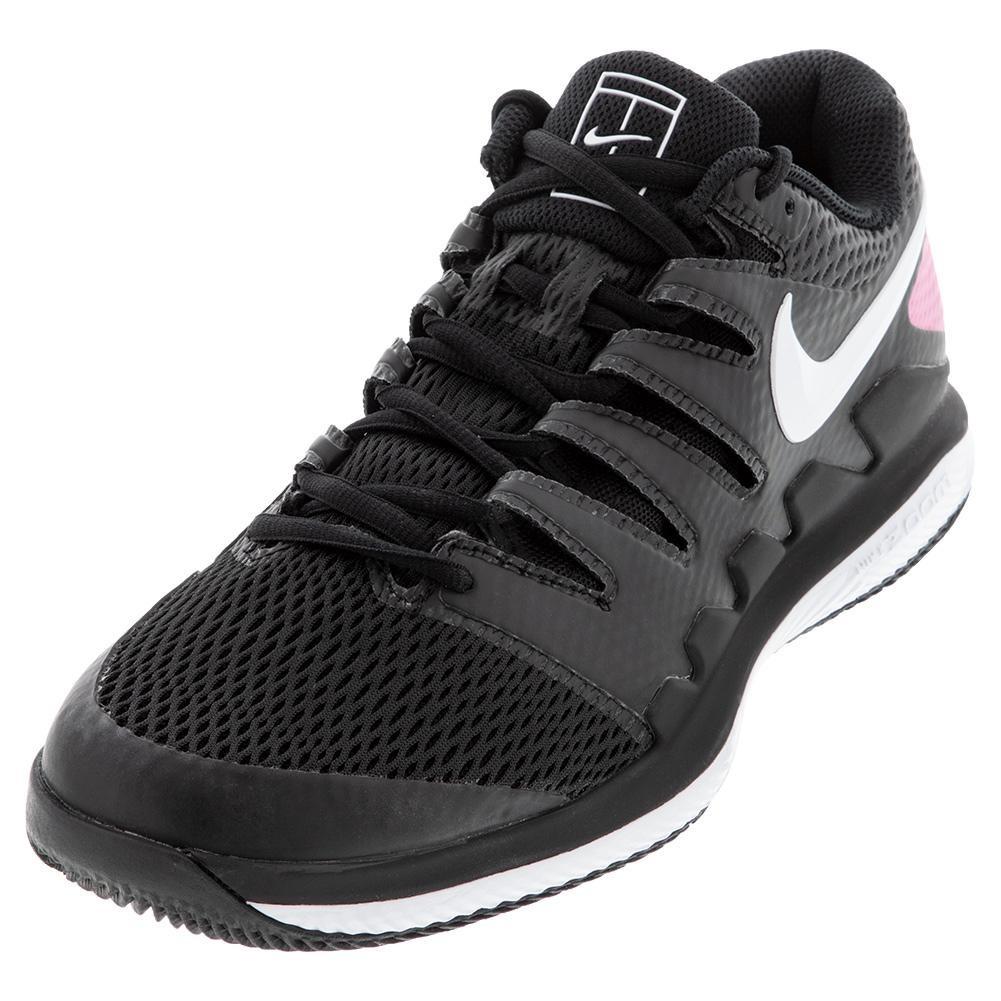 Nike Air Zoom Vapor X HC Nero-Bianco Pink Donna