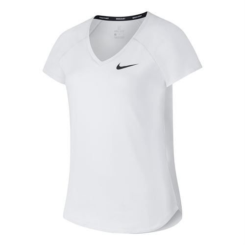 Nike Top Fall Pure Bianco Bambina 1