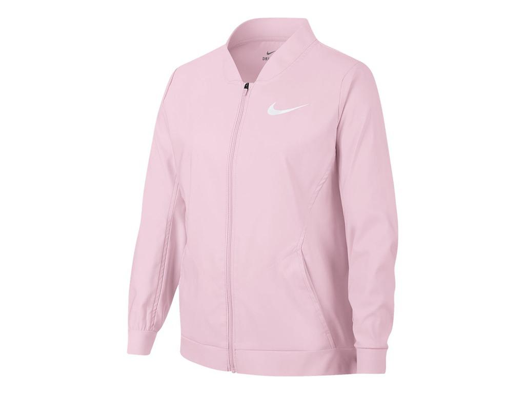 Nike Jacket Rosa Bambina 1